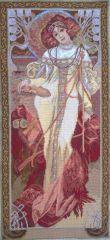1104 TT Herbst von Alfons Mucha