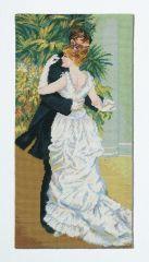 1045 TT Tanz in der Stadt von Renoir 30x62 cm