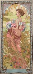 1086 TT Sommer von Alfons Mucha