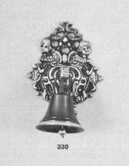 VD 330T Glocke Zinn