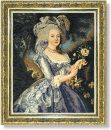 549 TT Marie Antoinette von Le Brun 50x40 cm