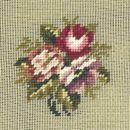 554 mf Blumenbild 8/8 inch 10x10 cm