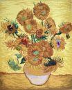 1058 TT Sonnenblumen van Gogh 46x57 cm
