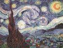 1074 TT Sternennacht / v. Gogh 60x46 cm