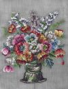 J23413 DT Blumenstrauß in Vase 36x40 cm  Jolles