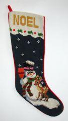 91976 DT Weihnachtsstiefel X-mas stocking