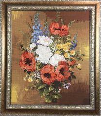 MR 6200 TT Sommerblumen 59x49 cm