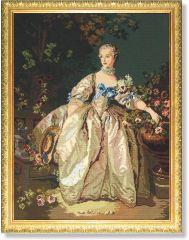 WO 3 TT Madame Bergeret 75x57 cm