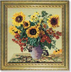 WO 28 TT Sonnenblumen 72x71 cm