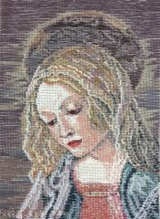 968 TT Madonna von Lippi 18/22 inch  42x31 cm