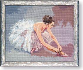 971 TT Ballerina  40x50 cm