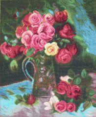 1034 TT Rosen von Renoir 44x53 cm