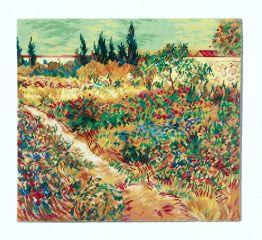 1046 TT Blühender Garten van Gogh 51x45 cm