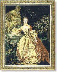 WO 739 TT Madame de Pompadour v. Boucher 72x54 cm