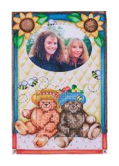 JL 056-0171 Janlynn Grußkarte Beste Freunde