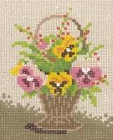 GS1013-05 Blumenkorb 10x13 cm
