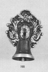 VD 755T Glocke Zinn