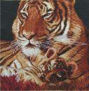 C4153 TT Kissen Tiger 20/20 inch 40x40 cm