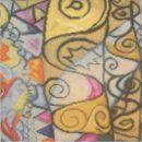 C4169 TT Kissen Klimt 20/20 inch 40x40 cm