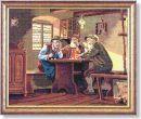 743 TT Schachmatt 50x60 cm