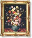 905 TT Blumenstrauß von Jan Breughel d.Ä. 32x40 cm