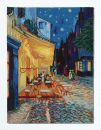 1044 TT Caféterrasse am Abend  van Gogh 40x53 cm