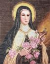 1117 TT Hl. Theresa v.Kinde Jesus 48x38 cm