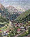 J23501-6 TT Alpenlandschaft 43x54 cm Jolles