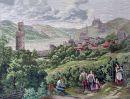J21510 TT Landschaft am Niederrhein 93x72 cm Jolles